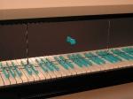 Close-up Piano
